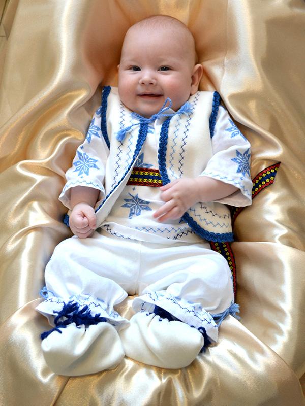 Trusouri Botez Hainute Botez Costume Populare Botez Deco Artis
