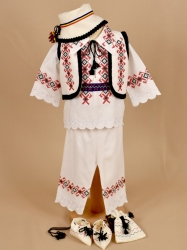 Costum traditional botez baieti - cod x0060