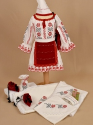 Trusou botez traditional si costum- cod T55